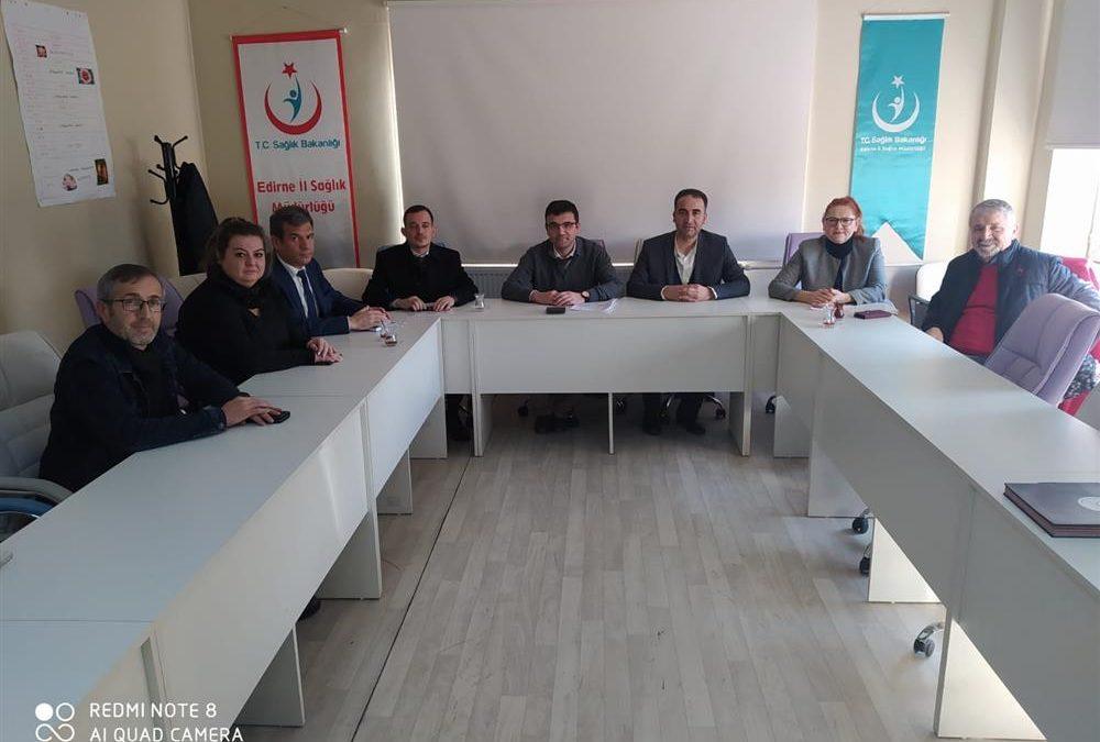 İlkyardım Ücretleri Tespit Komisyonu Toplantısı'na Katılım Sağladık